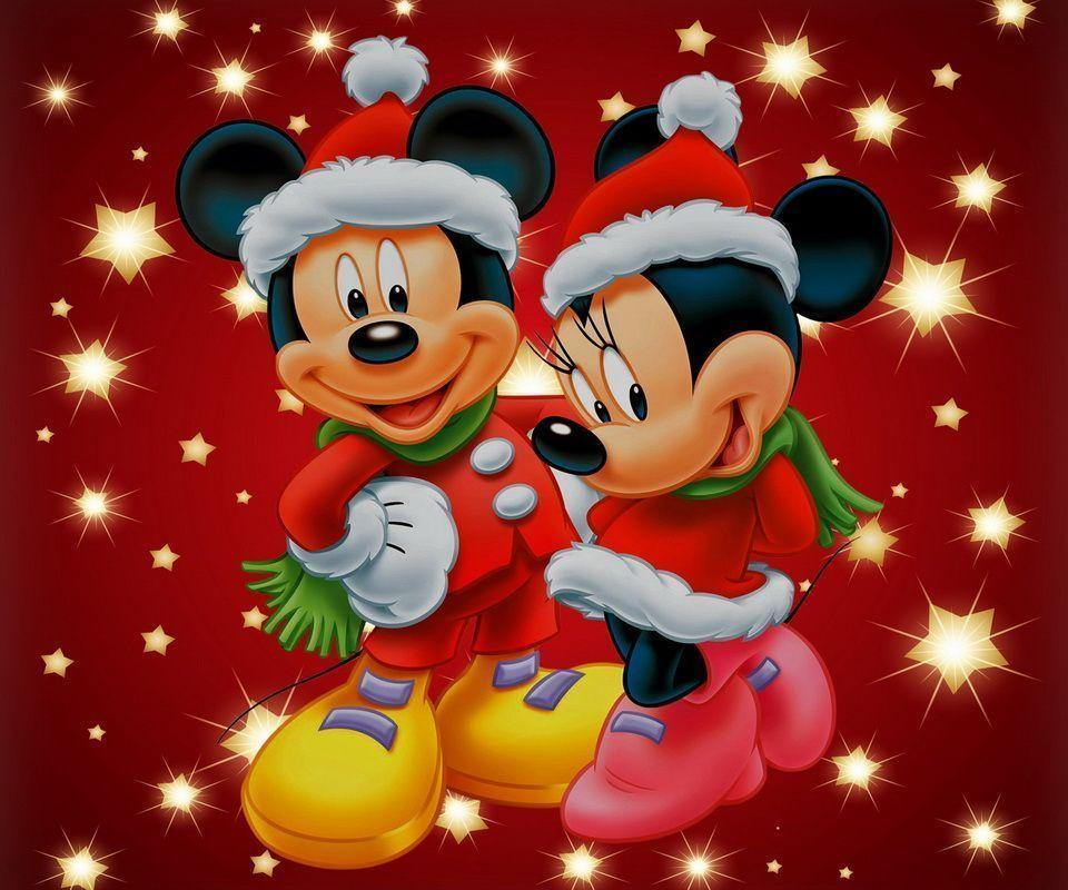 Disney Christmas Wallpapers Desktop