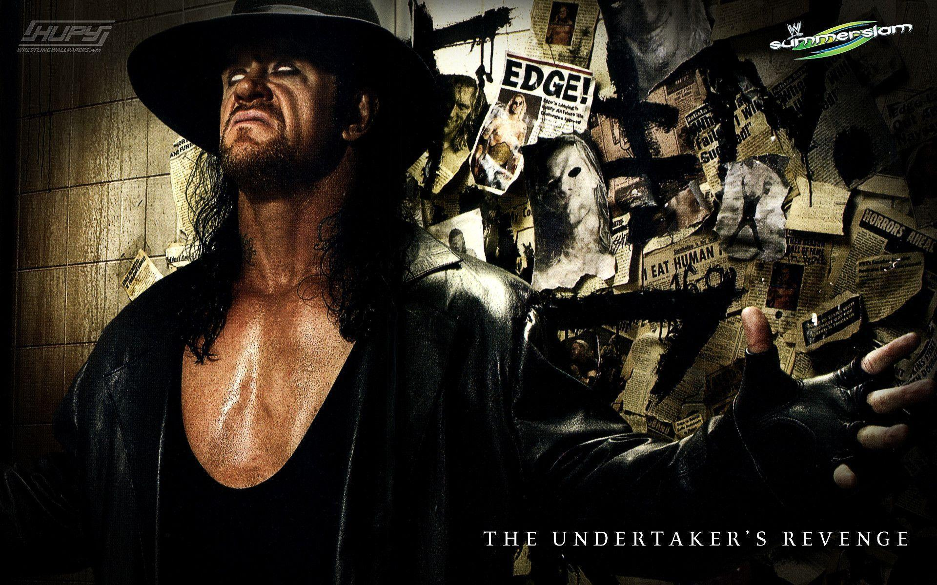 The Undertaker Wallpapers HD Download Free