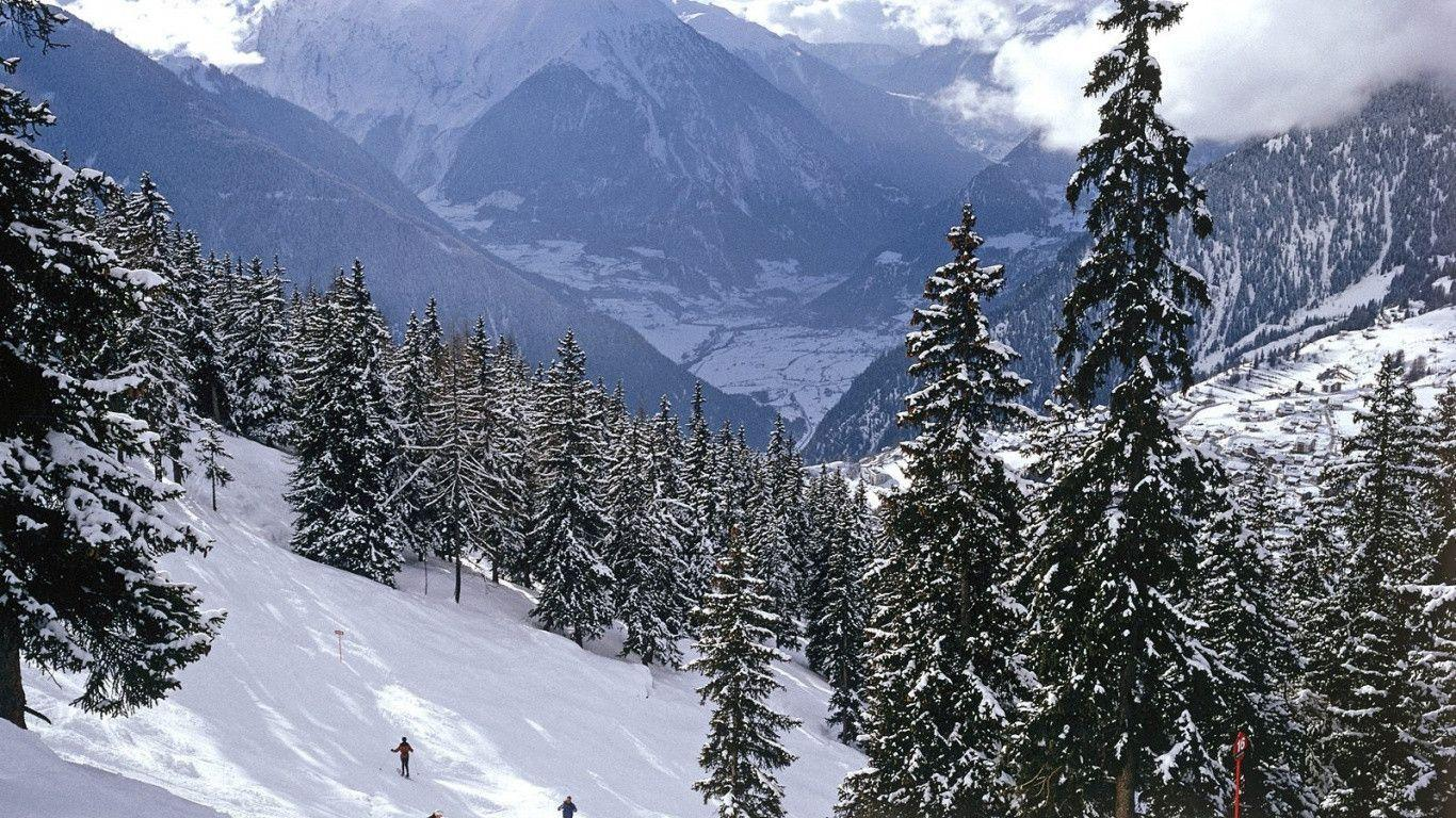 Photos Skiing Swiss Alps Pc And Mac Wallpaper, HQ Backgrounds | HD ...