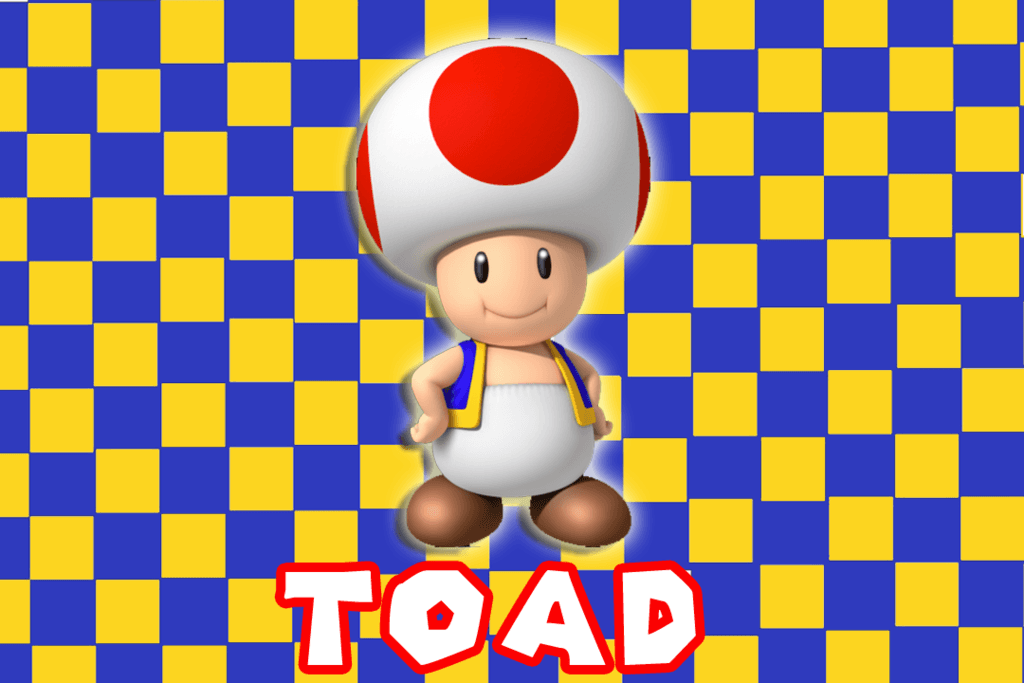 Toad Wallpapers by Mariovspeach
