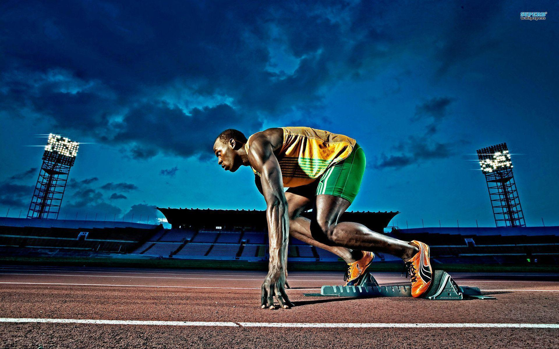 Fonds d'écran Usain Bolt : tous les wallpapers Usain Bolt