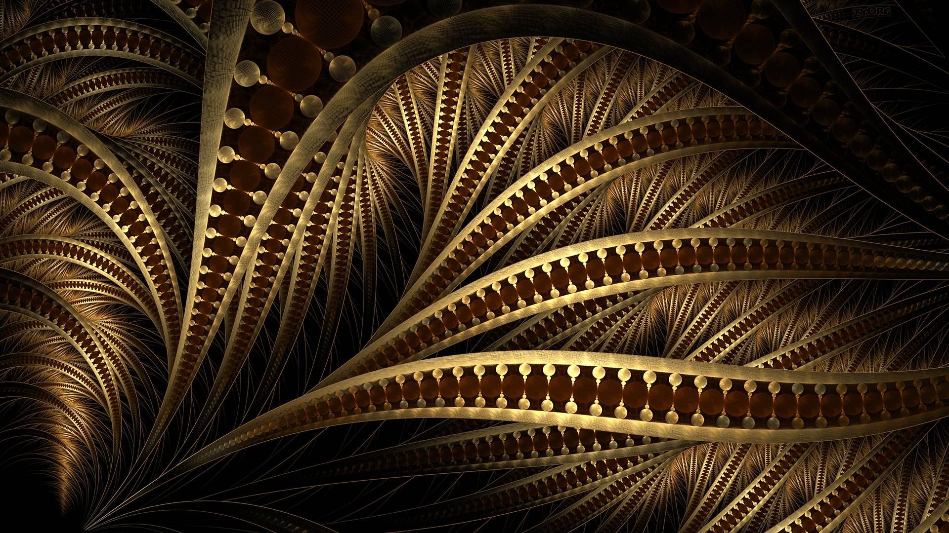 Hd Fractals Wallpapers 1080p: 3D Fractal Wallpapers