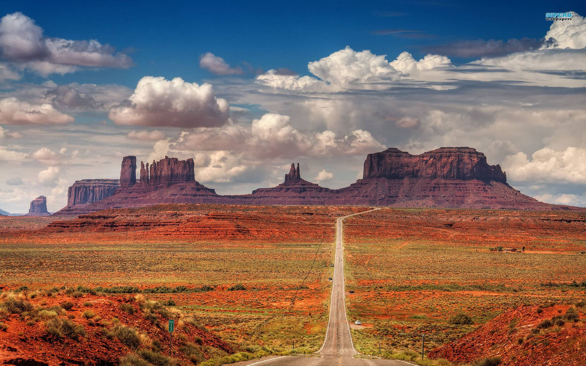 Monument Valley Wallpapers