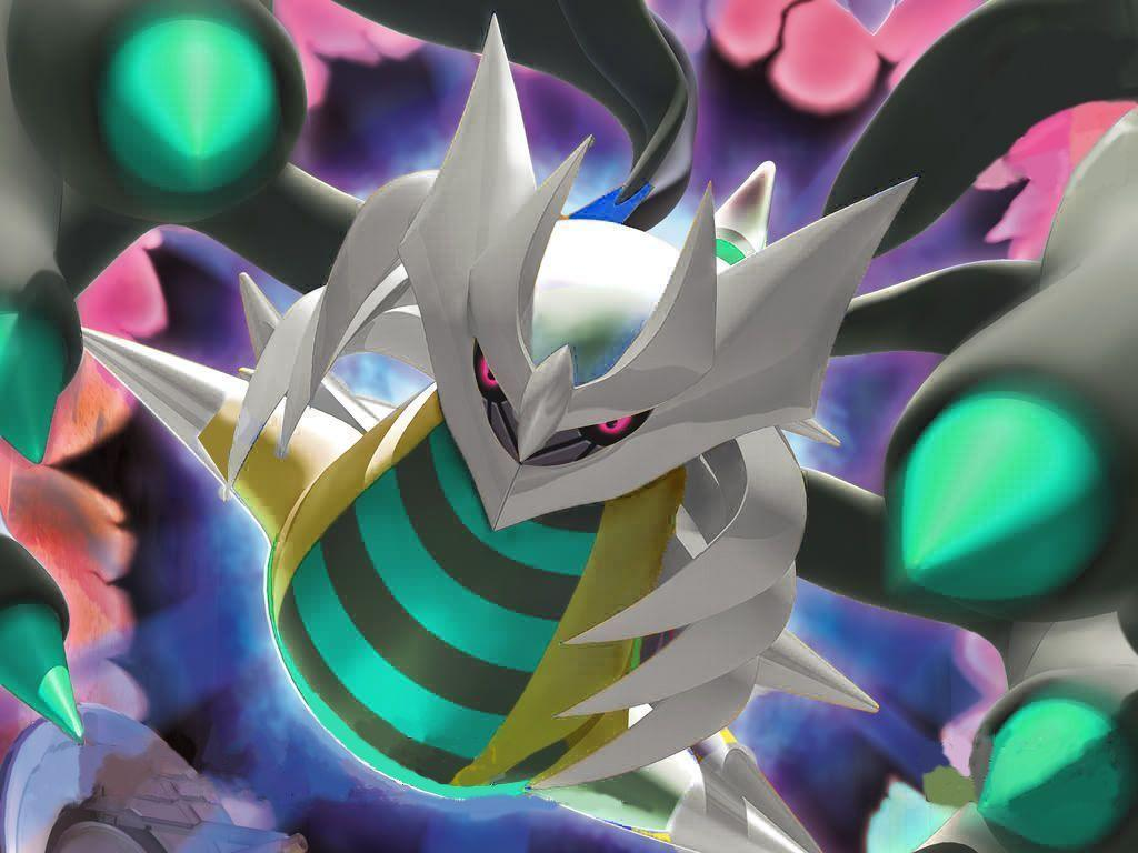 Giratina Altered Form Wallpaper Images & Pictures - Becuo Shiny Giratina Altered Form