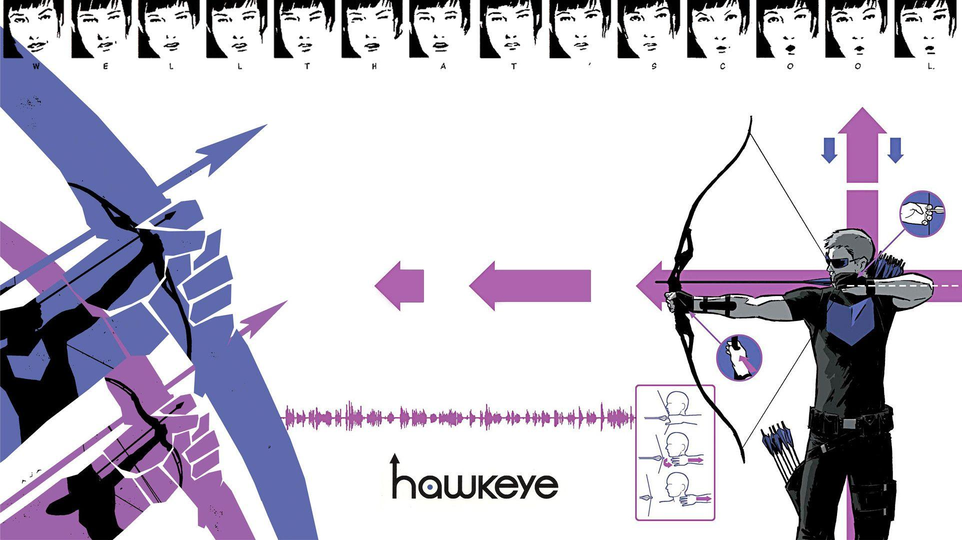 Hawkeye Wallpapers 31