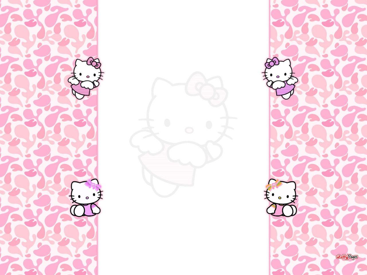 hello kitty backgrounds cave hello kitty blogger layout template blog background jelly pages