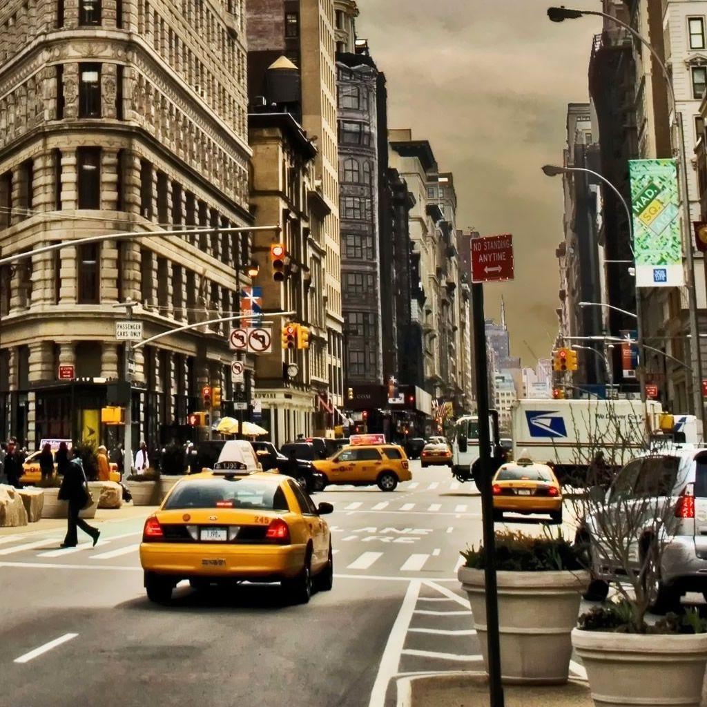 Manhattan Streets: Manhattan Wallpapers