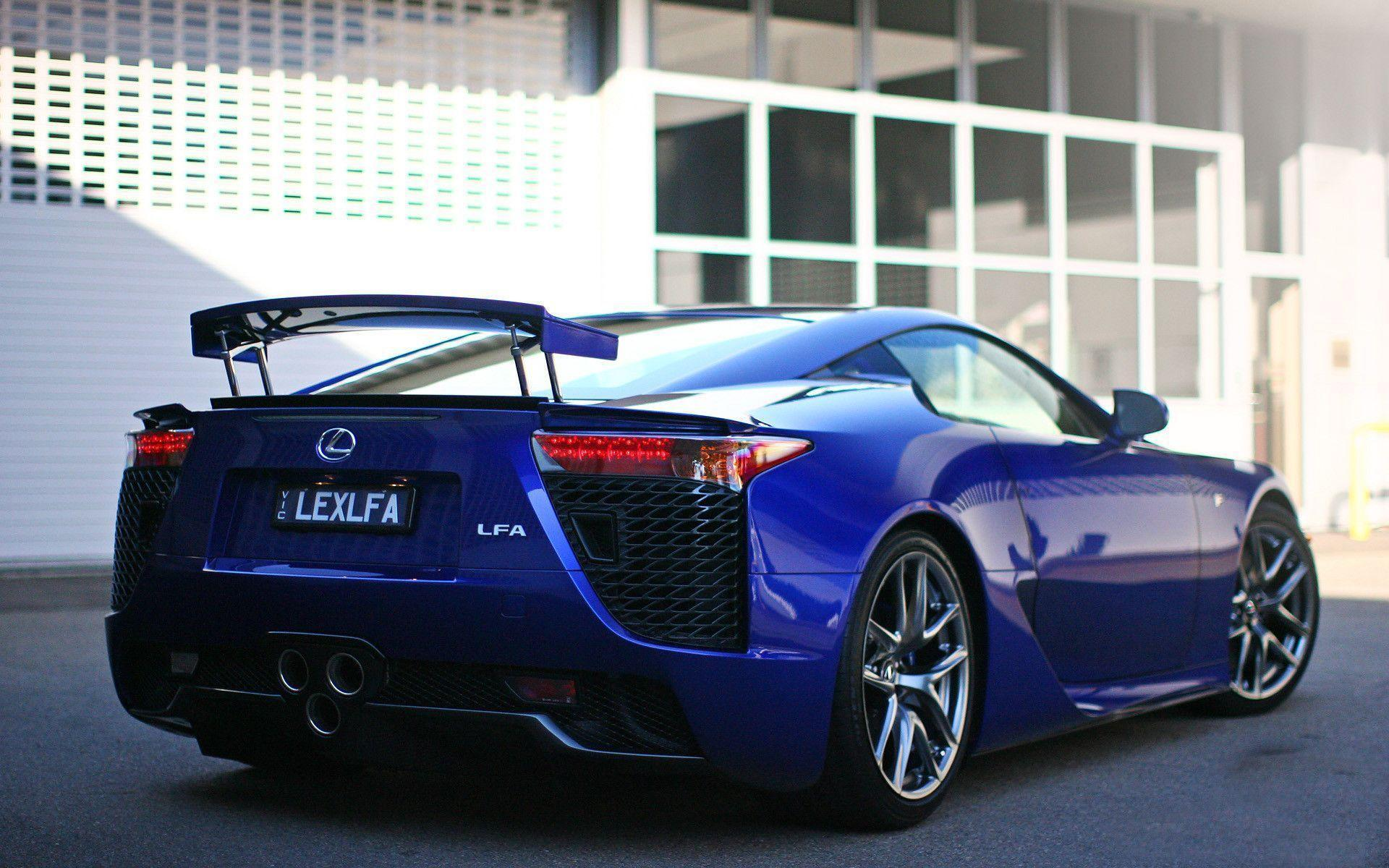 wallpapers lexus lfa - photo #7