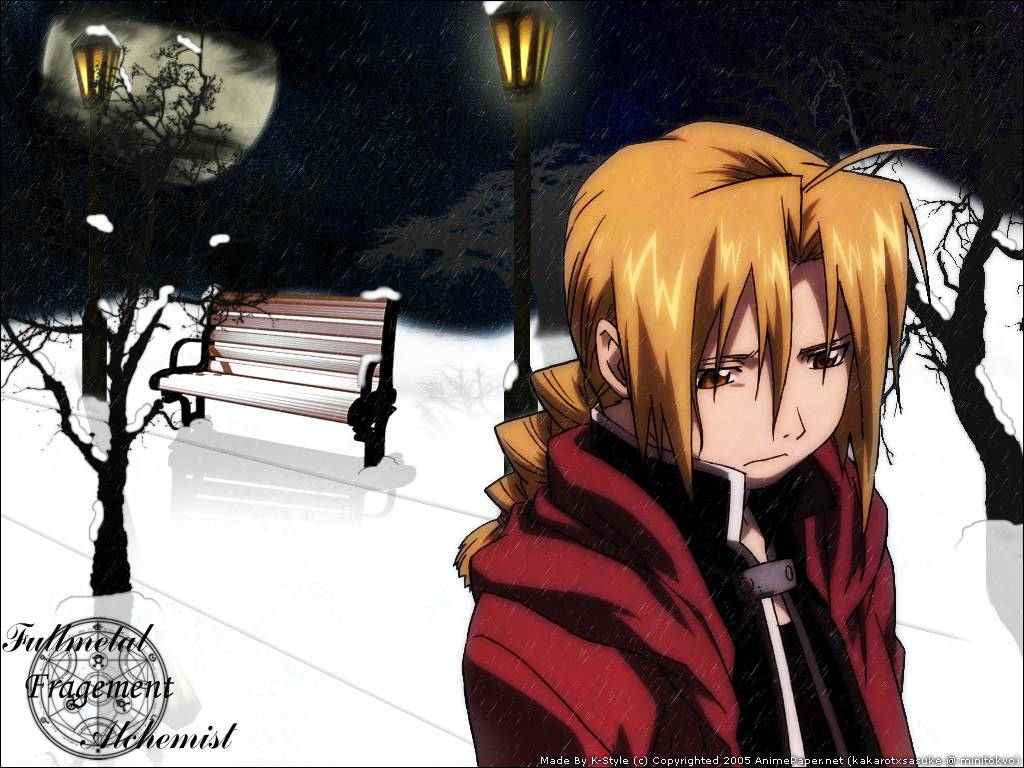 Edward Elric, Wallpapers
