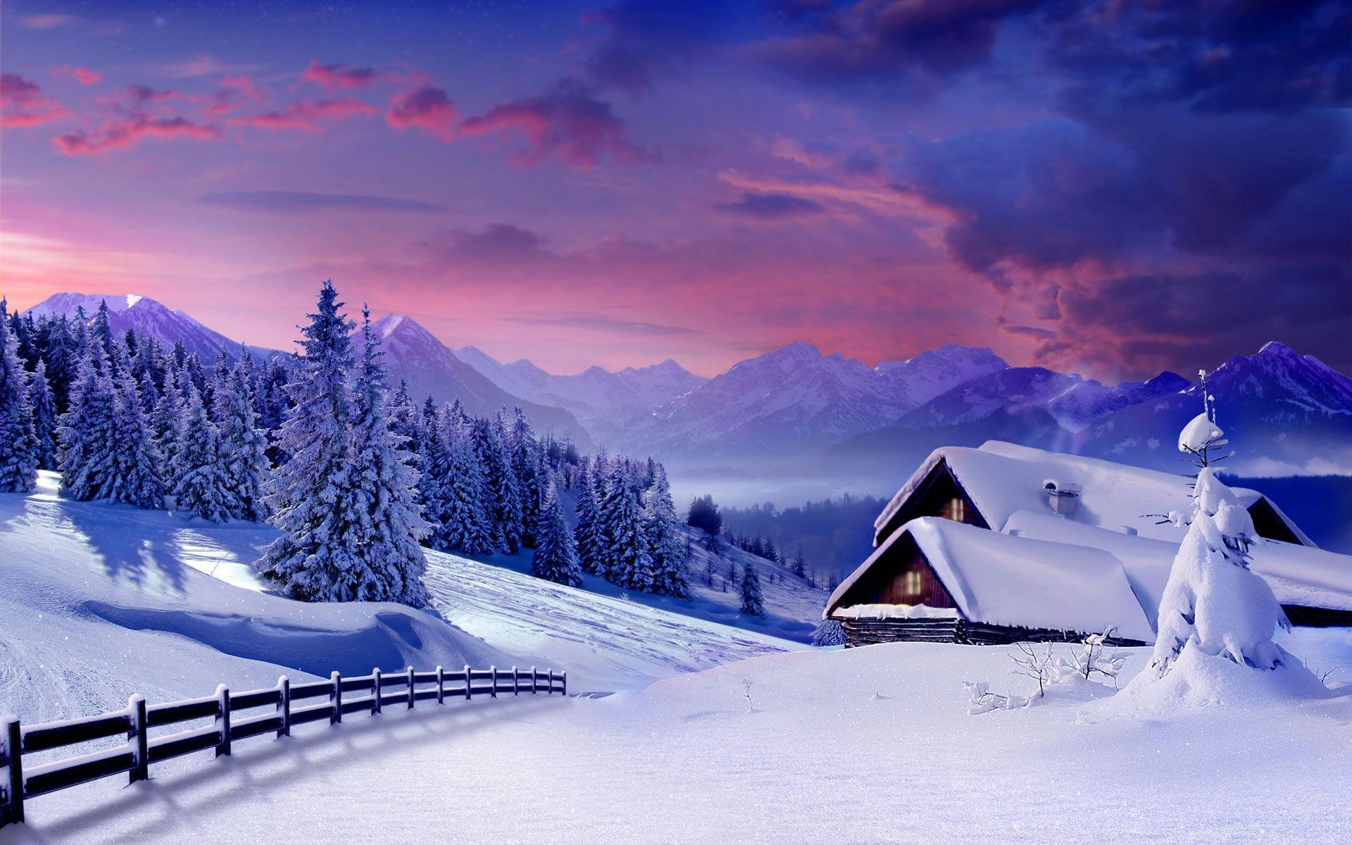 Computer Winter Winter Wallpaper , Free Widescreen HD wallpaper