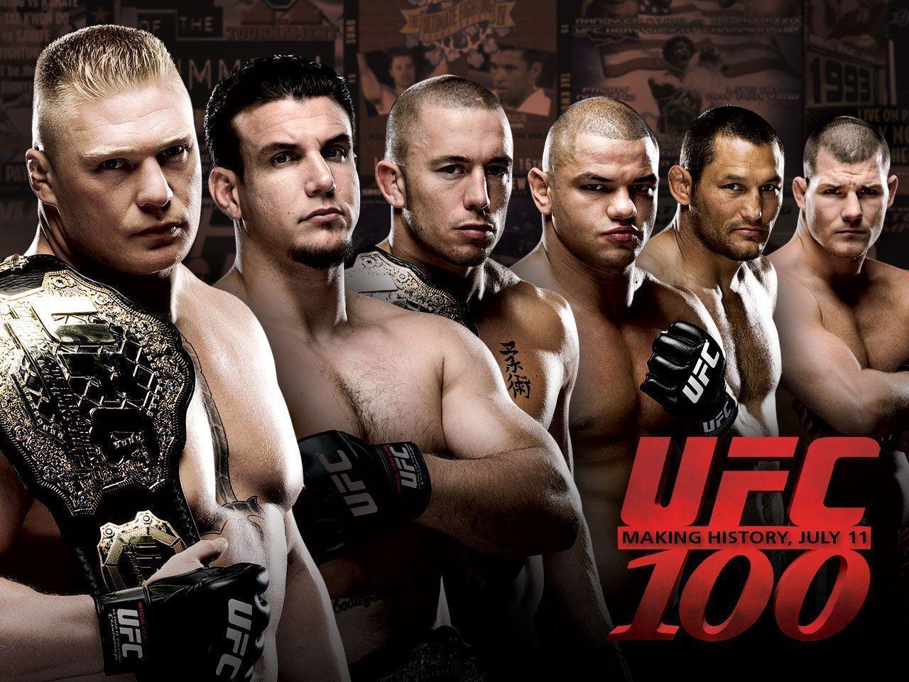 UFC Wallpapers - Wallpaper Cave