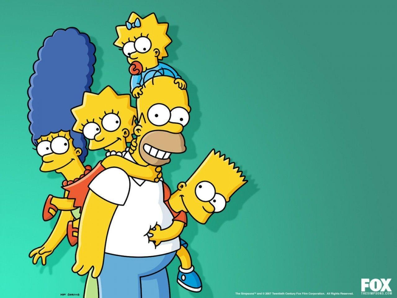 the simpsons Computer Wallpapers, Desktop Backgrounds 1280x960 Id ...