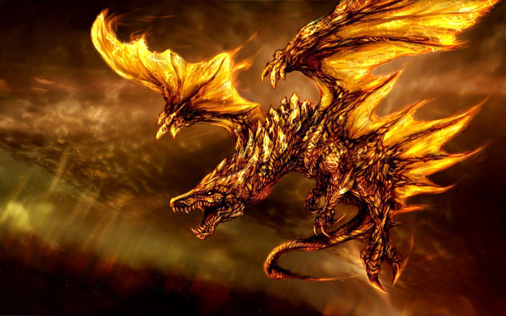 3D Fire Dragon Desktop Wallpaper #2974 #13858 Wallpaper | SpotIMG