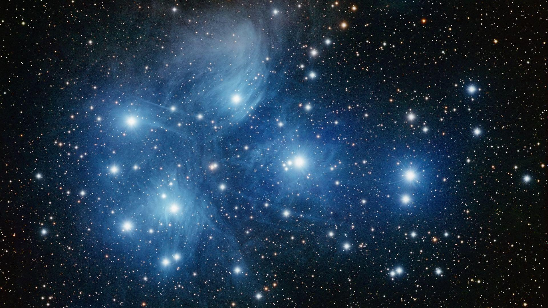 pleiades star cluster hubble - photo #19
