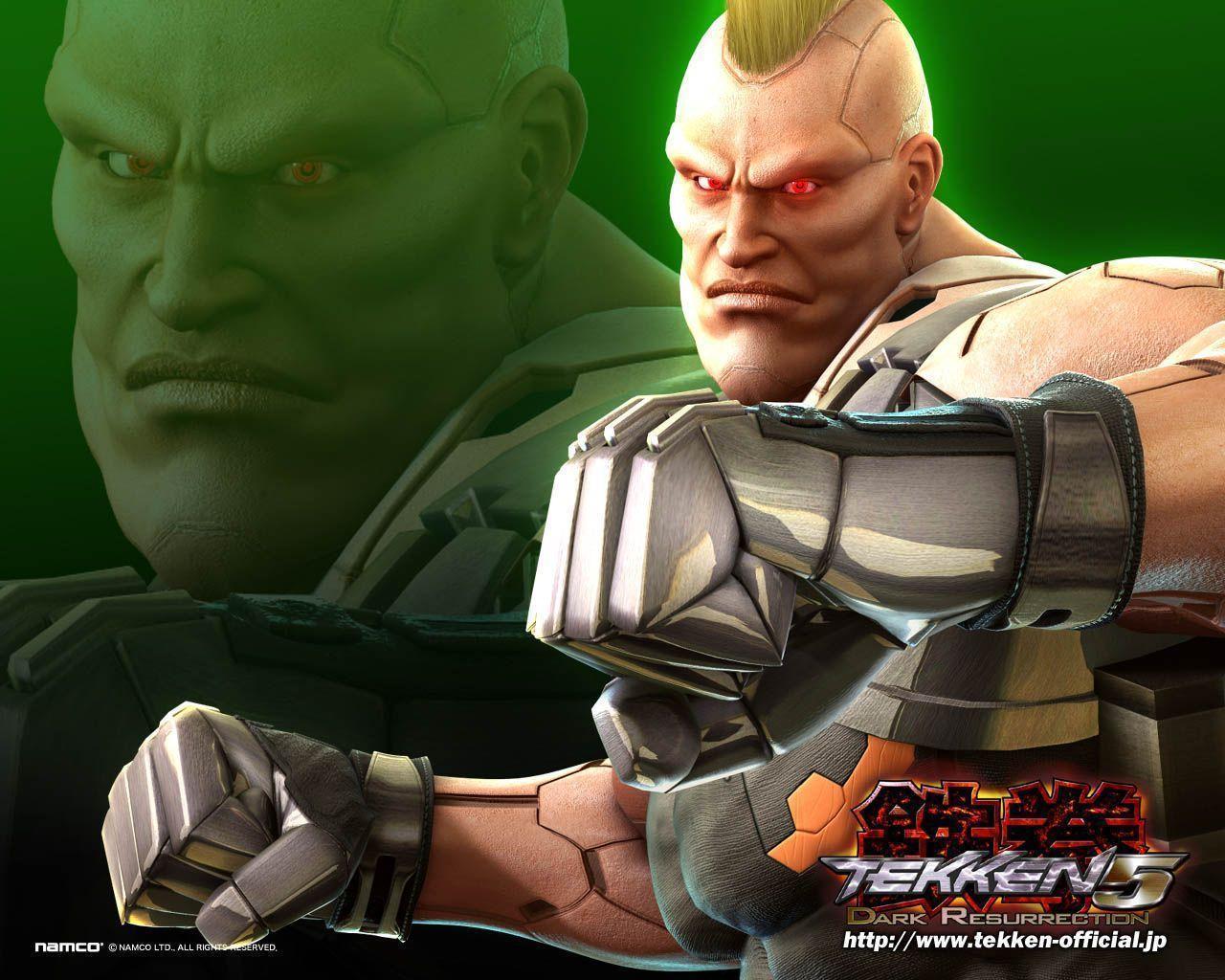 Dark Resurrection Wallpaper - Tekken Wallpaper (243867) - Fanpop