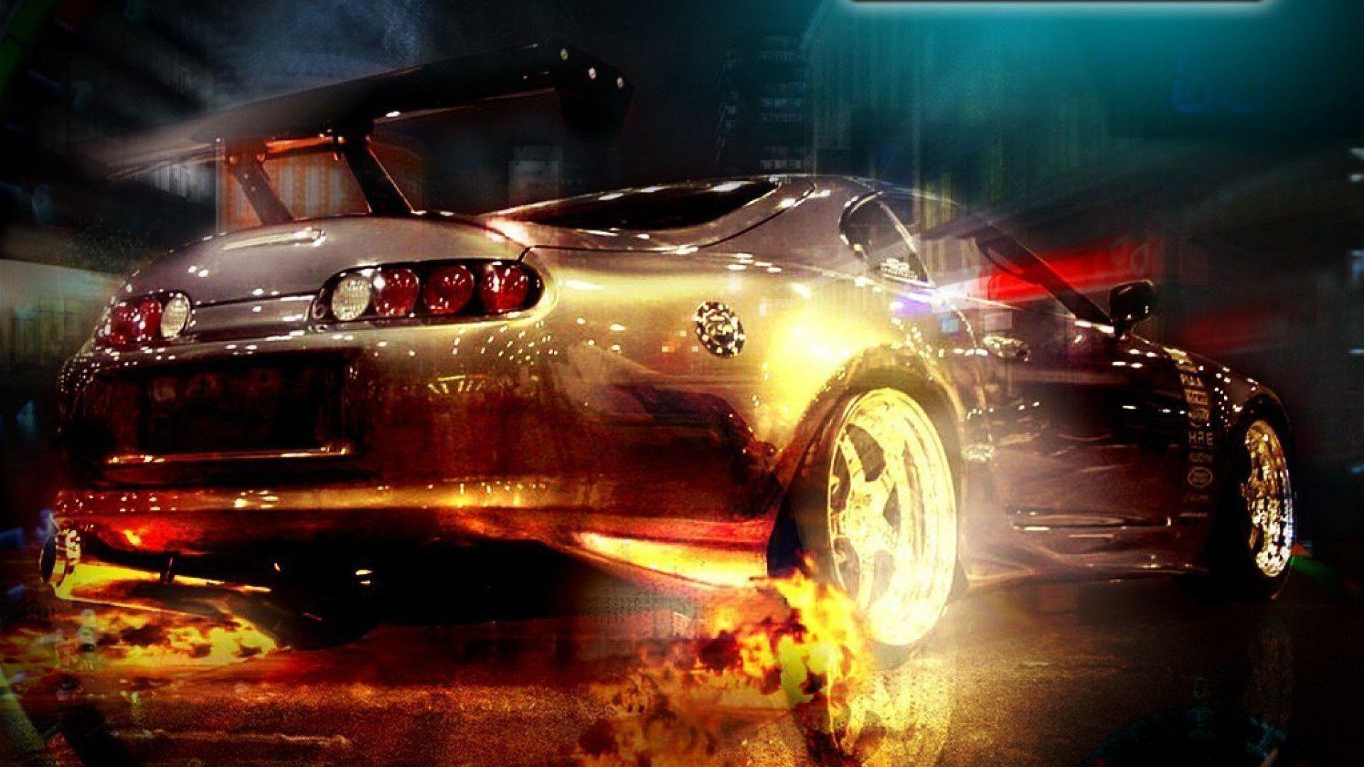 Need For Speed Underground 160 - Need for Speed Wallpaper