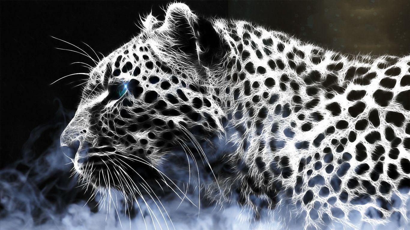 Best 3d Mobile Phones Wallpapers Backgrounds Hd: Wallpapers Leopard