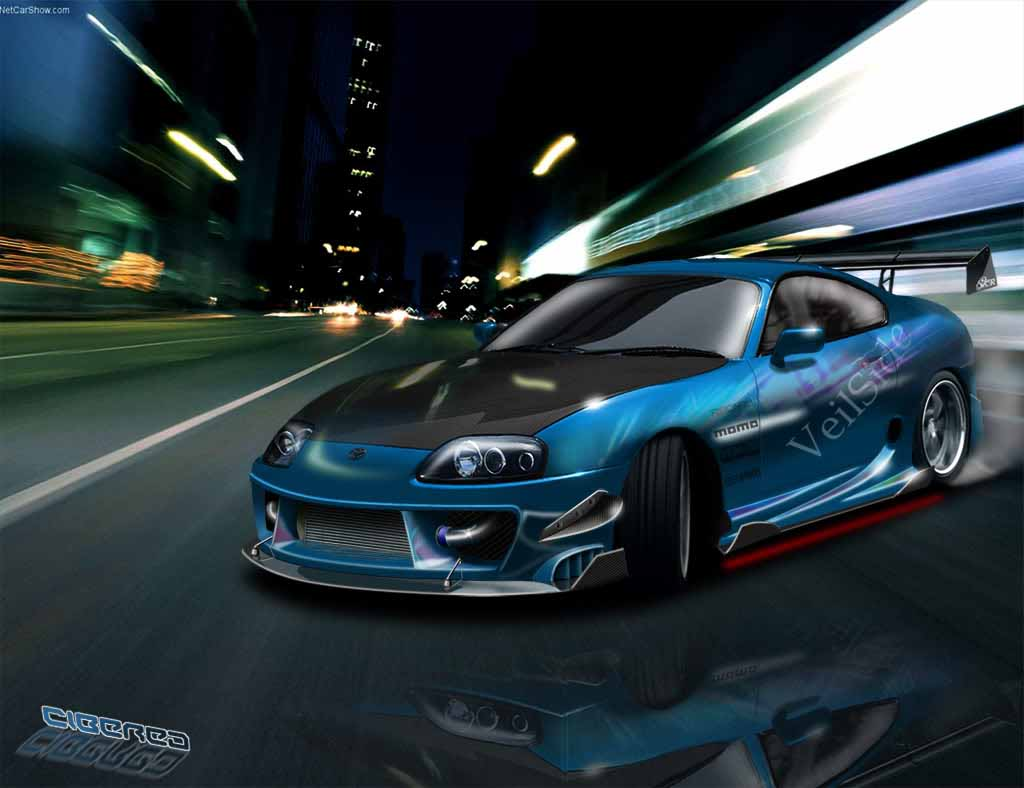 Sport Cars New Toyota Supra Sports Car Gallery 74572 Wallpaper ...