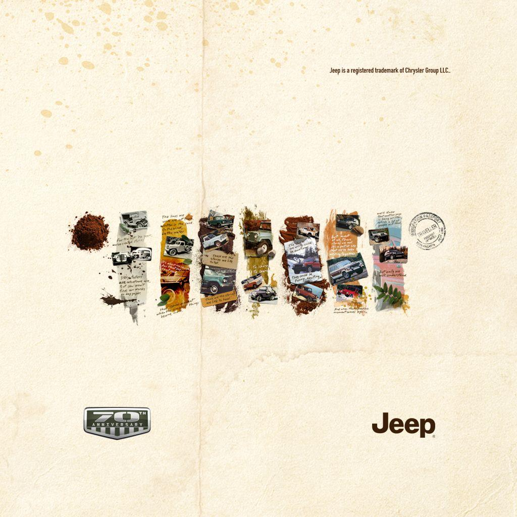 Jeep - A Salute To 70 Years Of Freedom