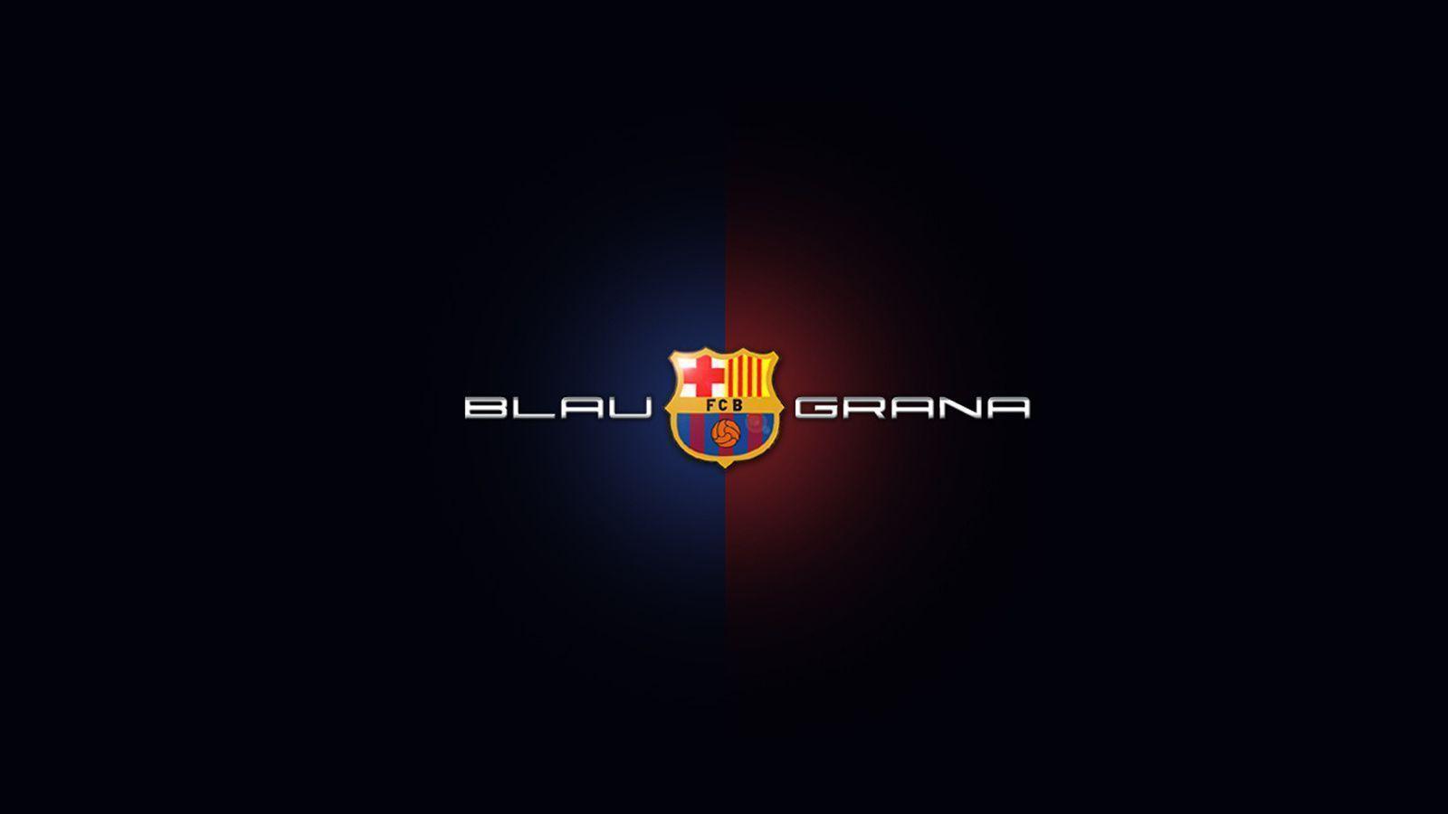 Barcelona Logo Wallpaper Background | Download High Quality ...