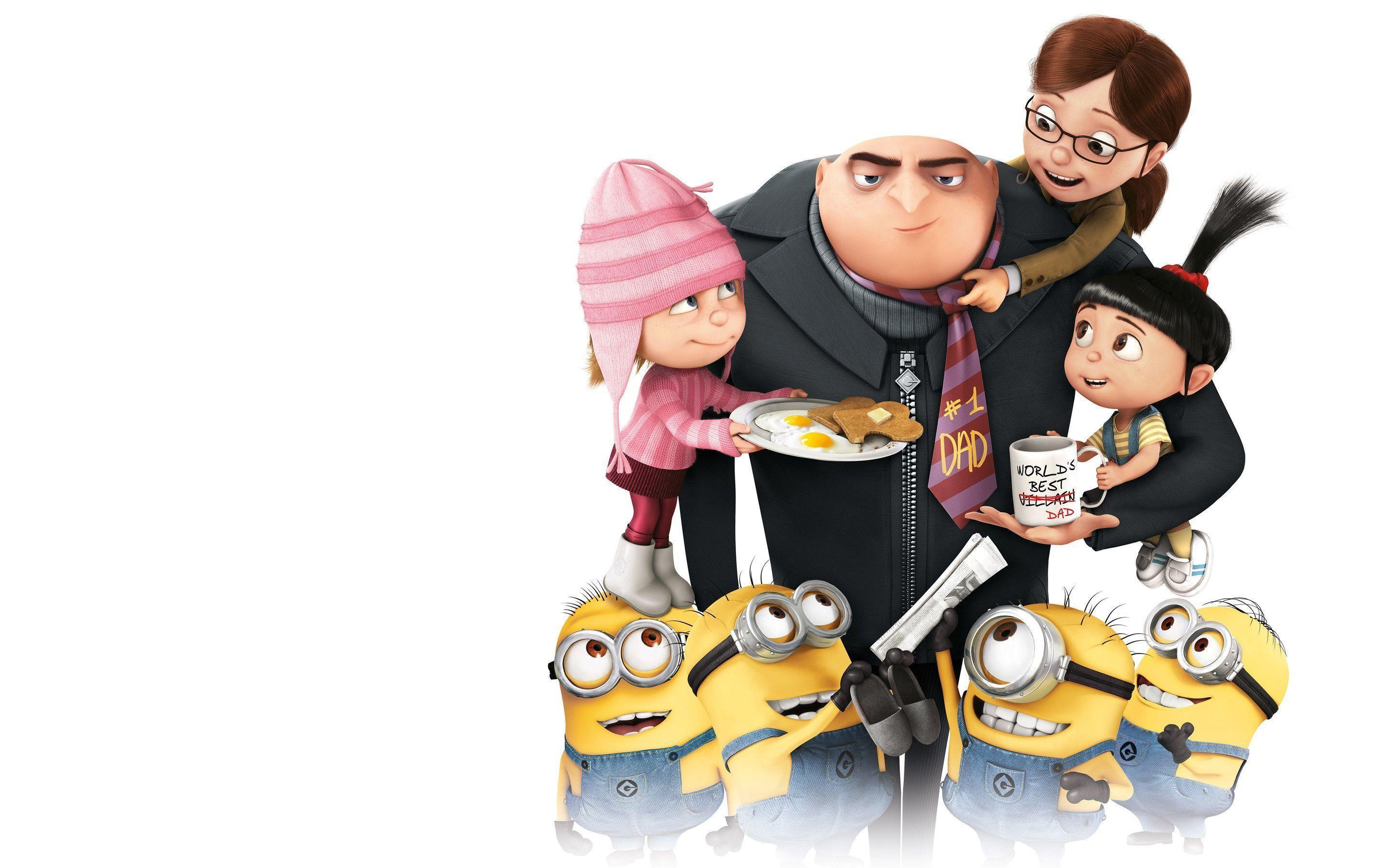 Minions Despicable Me Wallpapers - Wallpaper Cave