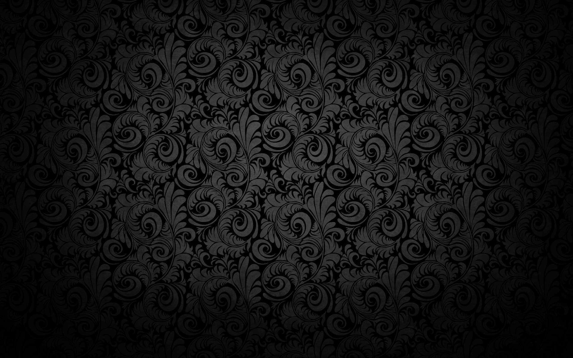 Black cool backgrounds wallpaper cave for Cool designs in black and white