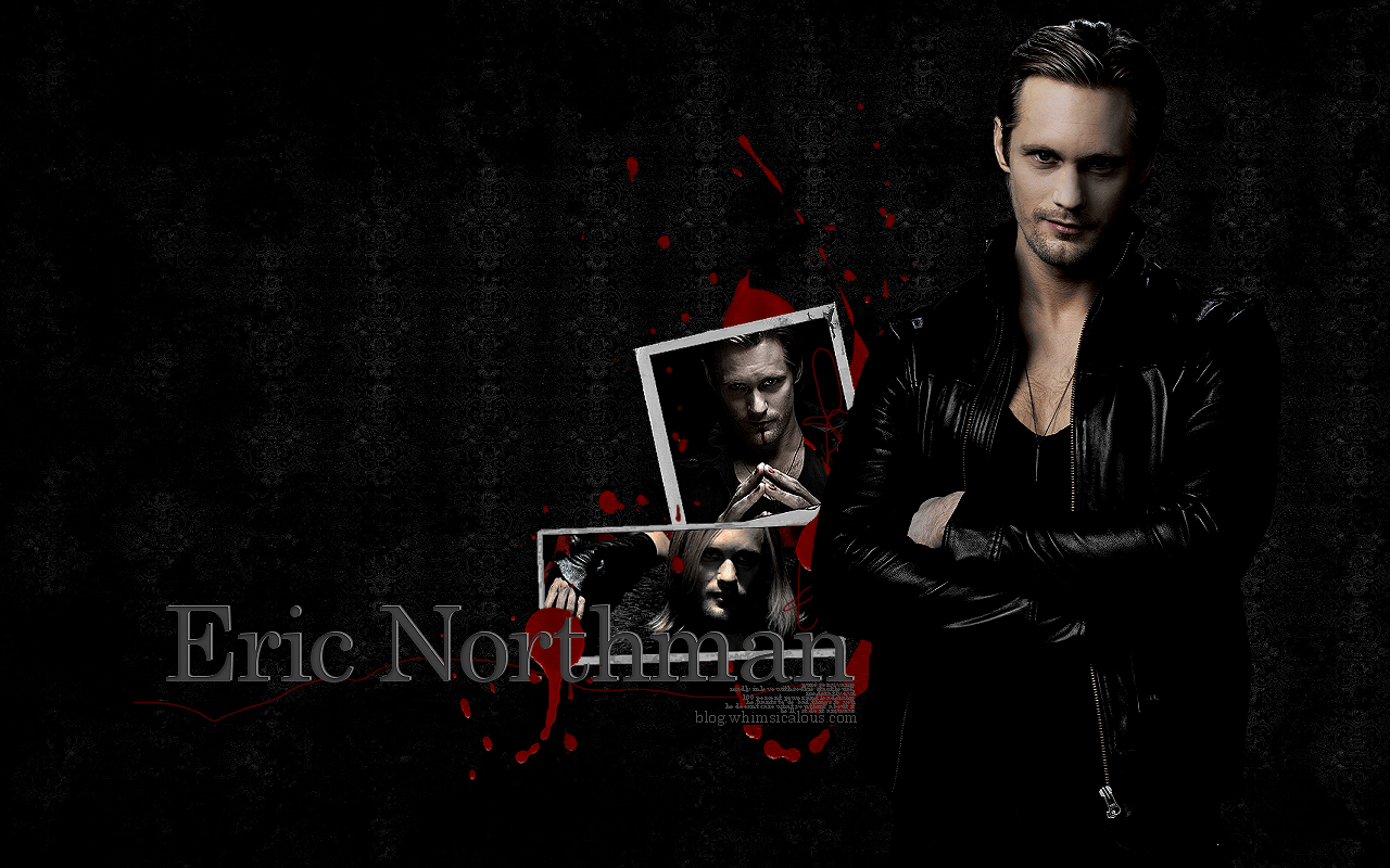 eric true blood wallpaper -#main