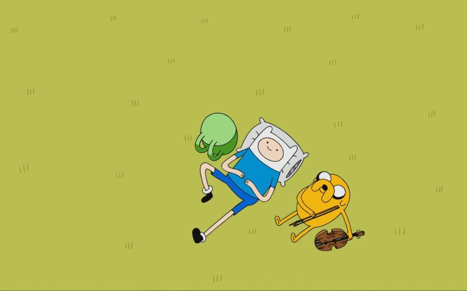 Adventure Time Desktop Wallpapers Wallpaper Cave