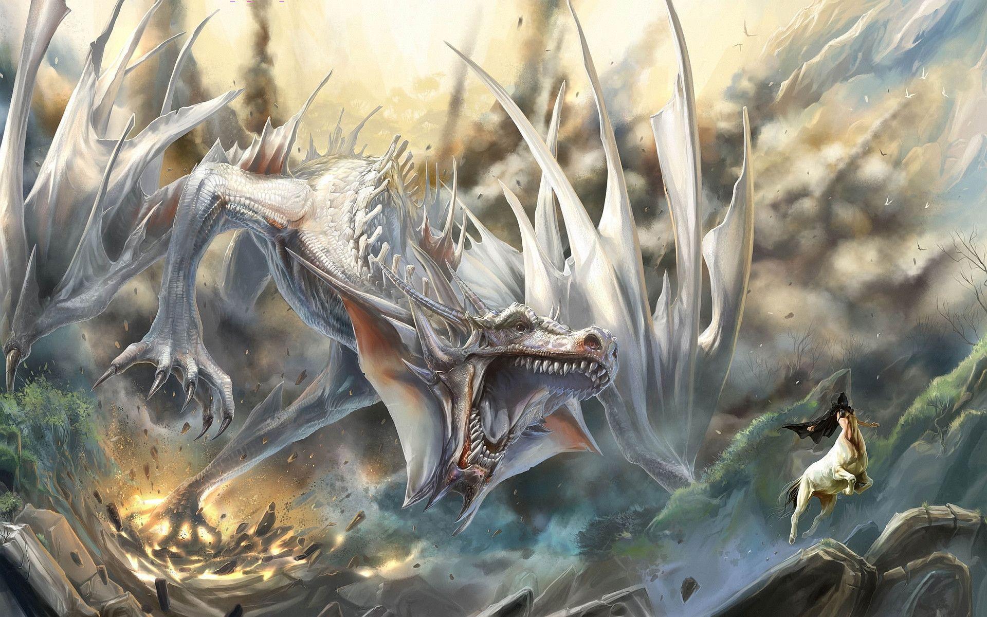 dragon wallpapers widescreen wallpaper cave