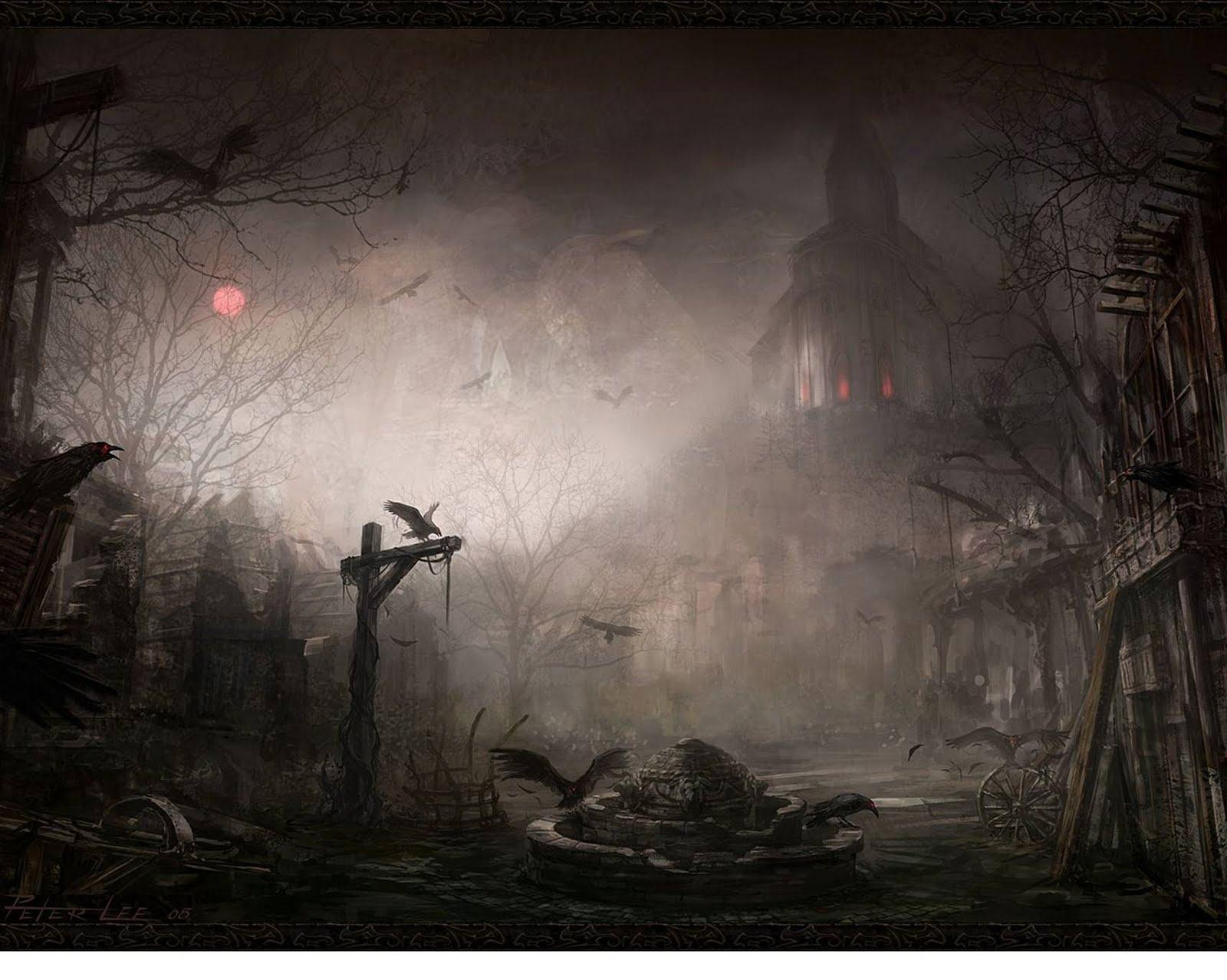 Dark Fantasy Wallpapers Yours Desktop Gallery HD Bac