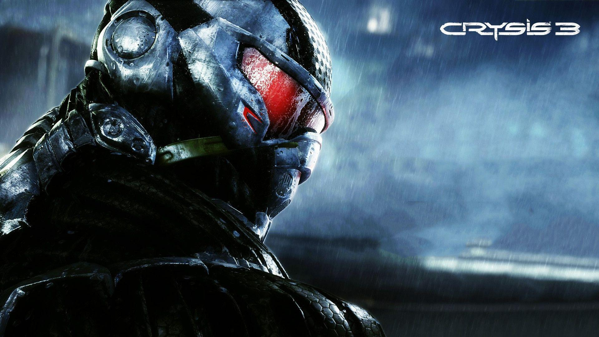 Crysis 3 The Nanosuit Wallpapers