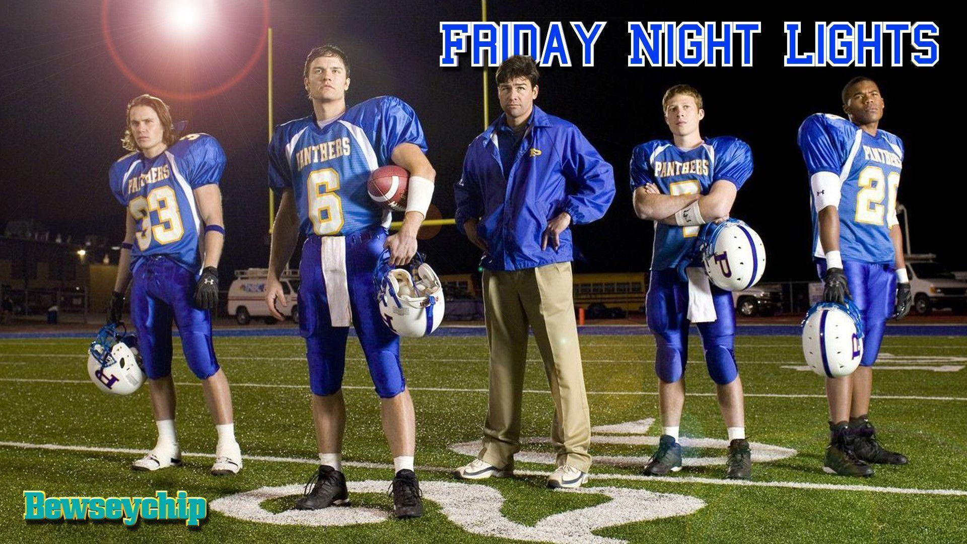 friday night lights popular culture Small town values  perhaps friday night lights is widely adored because we see glimpses of our own life in the show high school pep rallies, lifelong friendship, small town football games, and tight-knit families are portrayed on the big screen, reminding us all that growing up in the south is truly special.