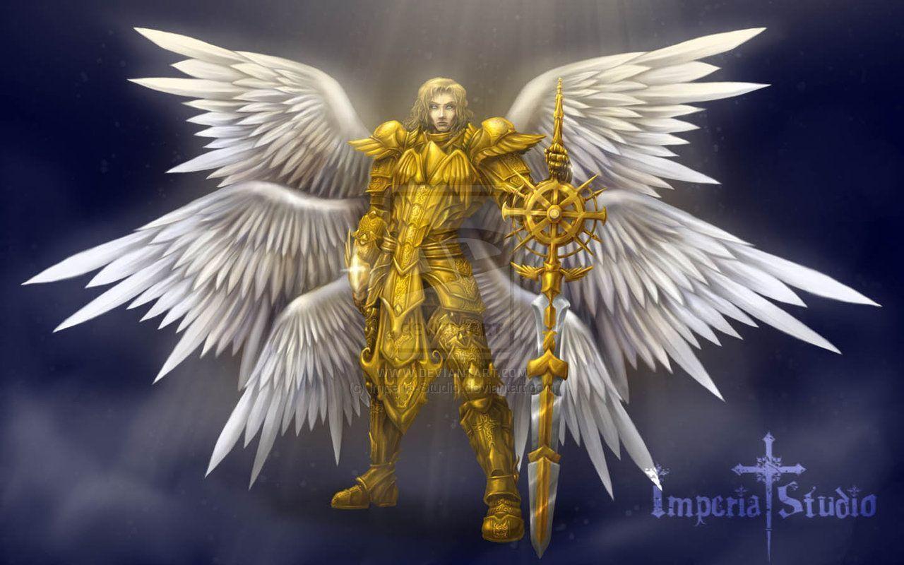 archangel michael wallpaper for computer - photo #5