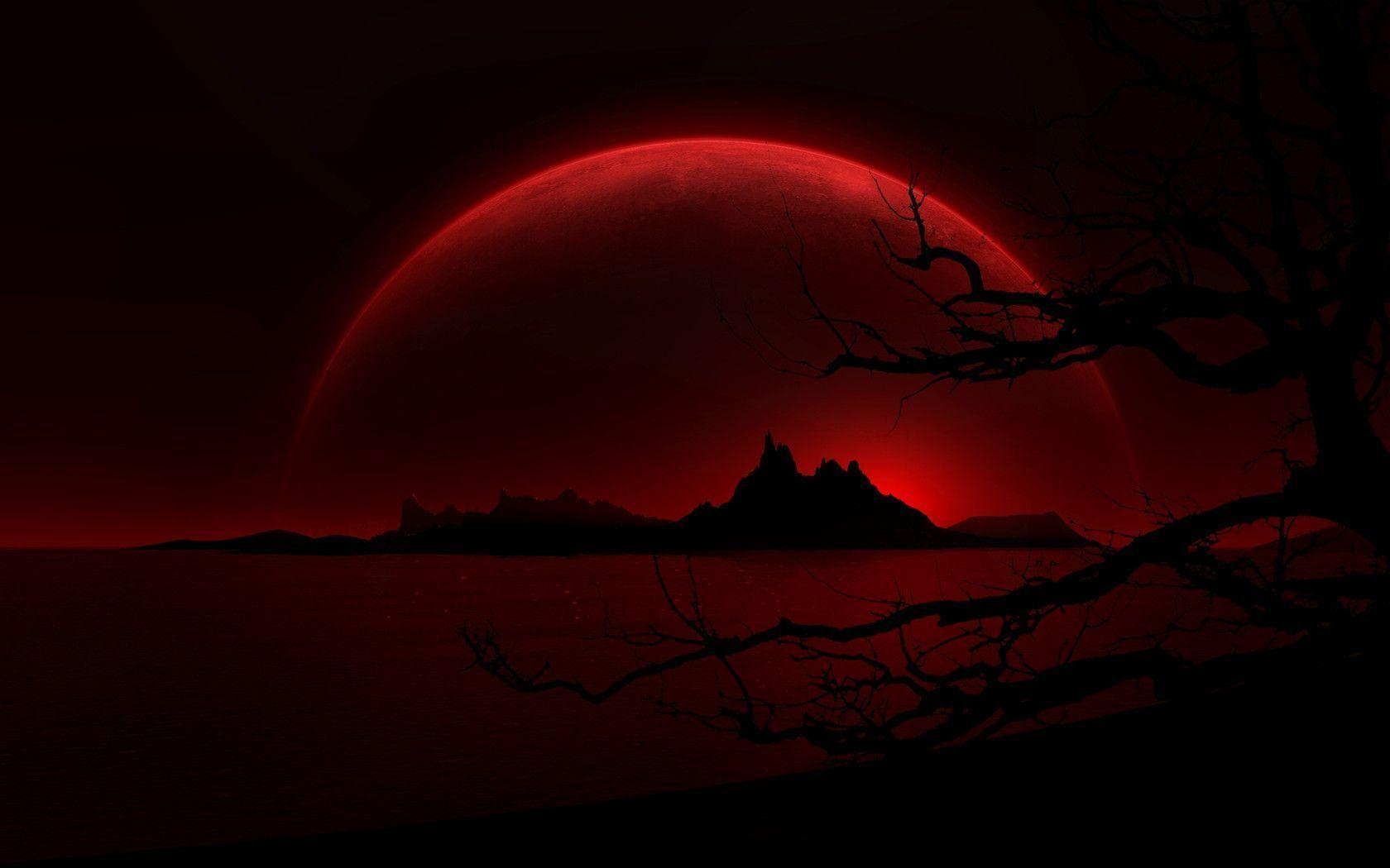 Dark Red Wallpapers Wallpaper Cave