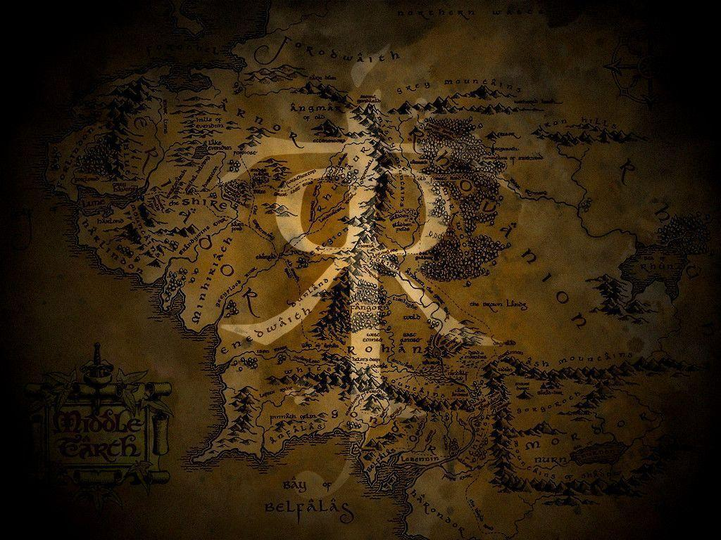 Middle earth wallpapers wallpaper cave - Middle earth iphone wallpaper ...