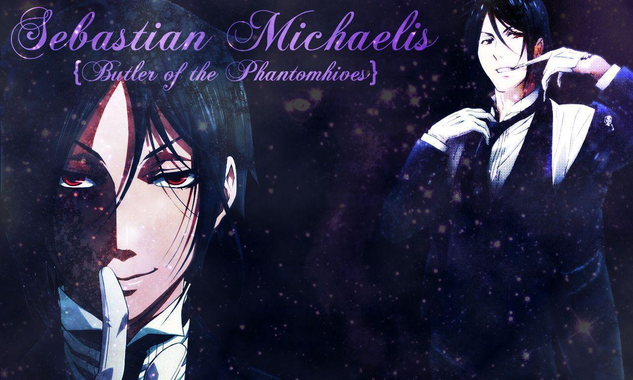 Black Butler Sebastian Wallpaper 2962 HD Wallpapers | pictwalls.