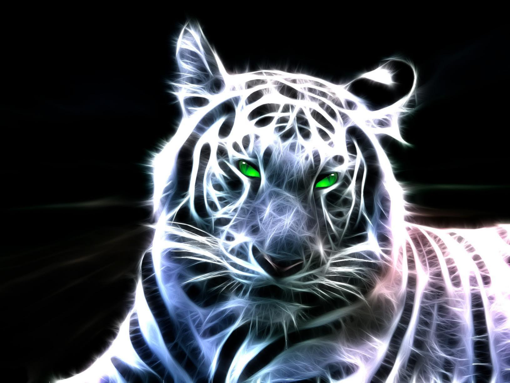 abstract tiger wallpapers / Wallpapers Abstract 13096 high quality