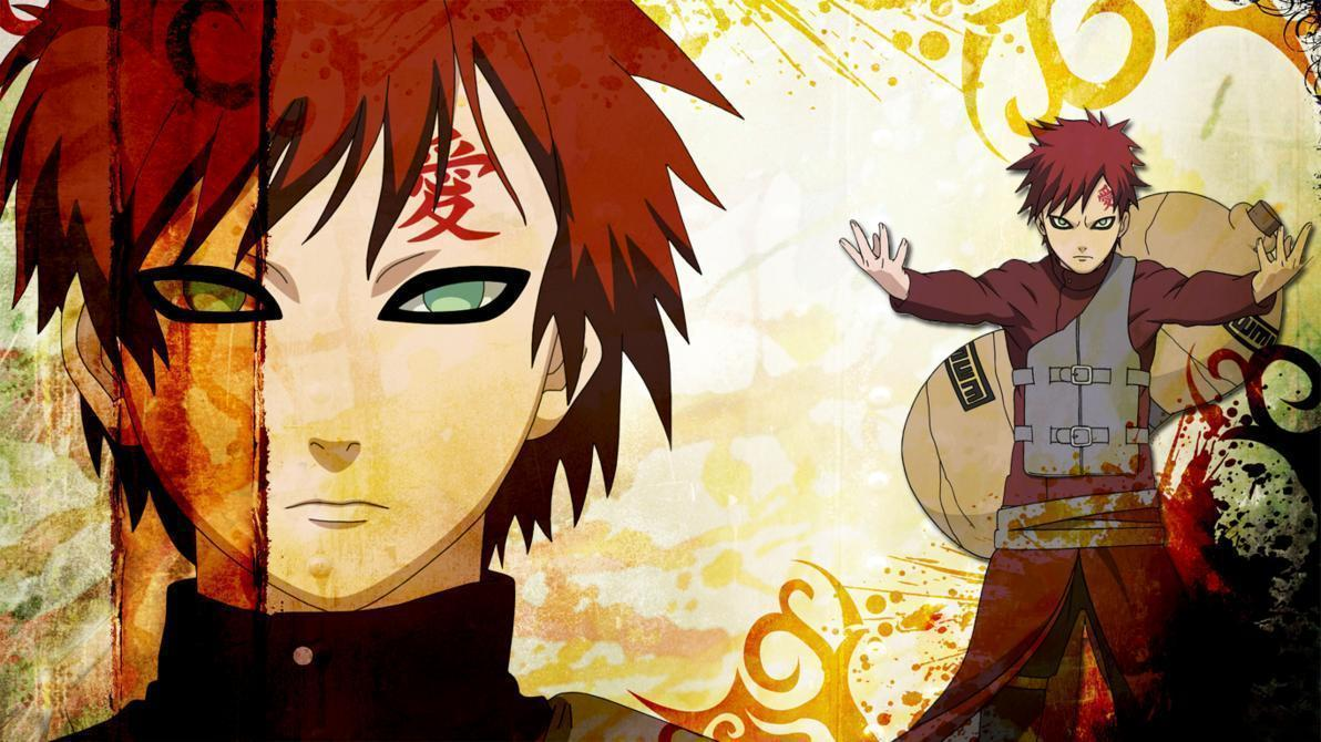 gaara naruto - photo #39