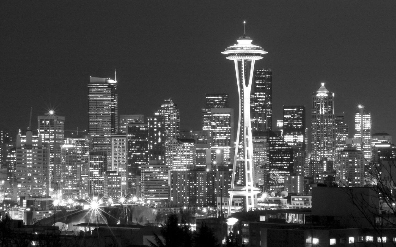 Seattle Skyline Wallpapers  Wallpaper Cave