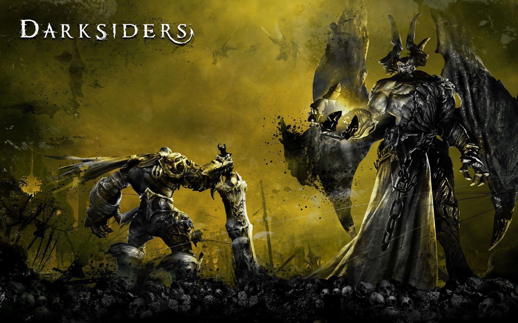 Арт darksiders