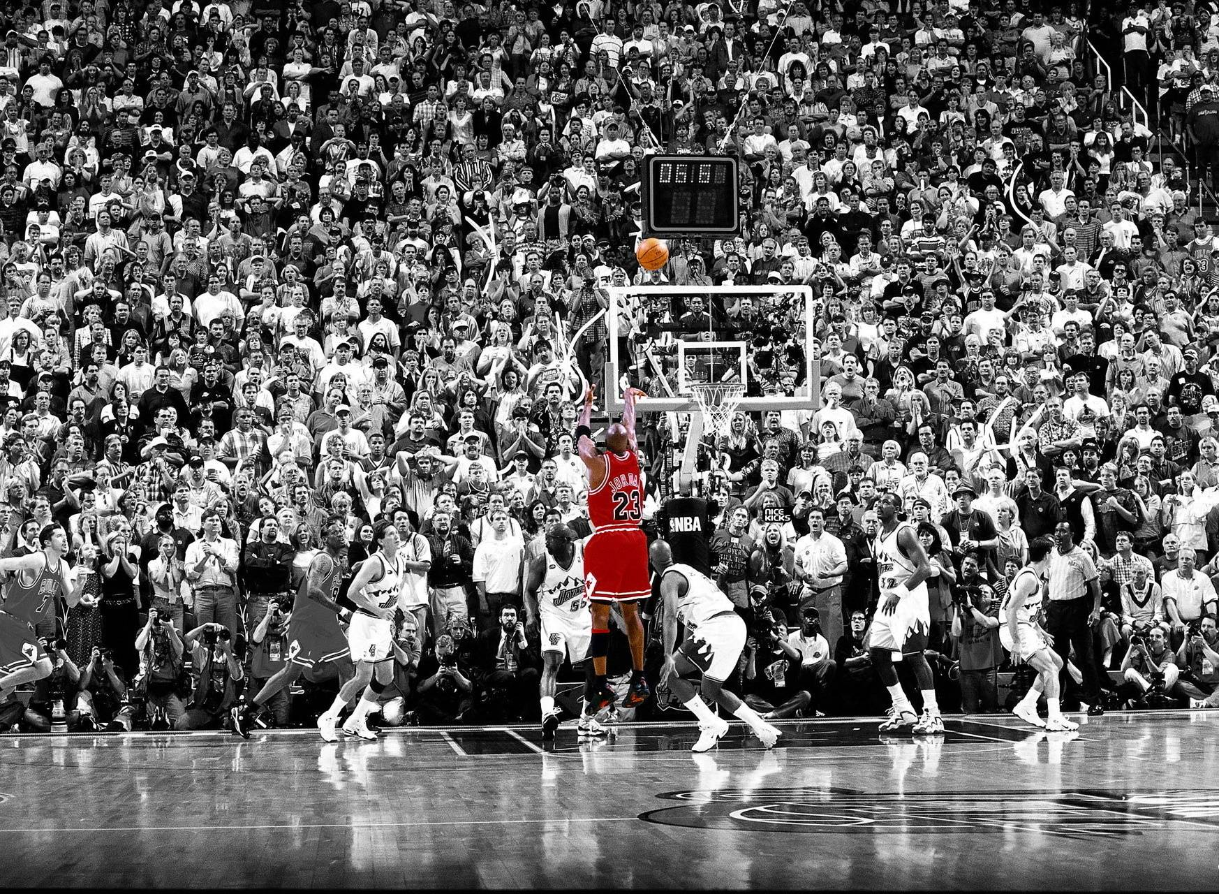 Wallpaper iphone jordan - Free Michael Jordan Desktop Image Chicago Bulls Wallpapers