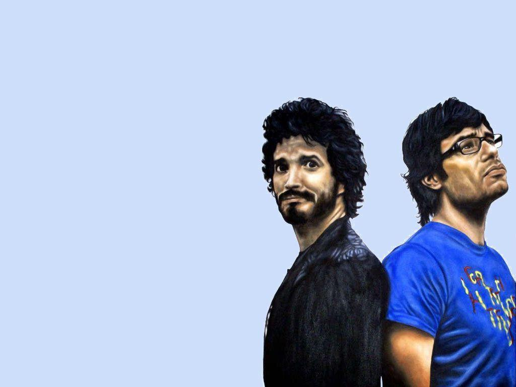Wallpapers of the Week: Flight of the Conchords