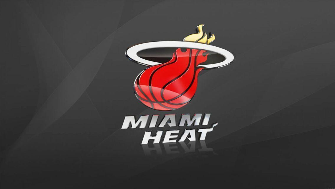 Gadgets Info Available: NBA Miami Heat Logo Wallpapers HD