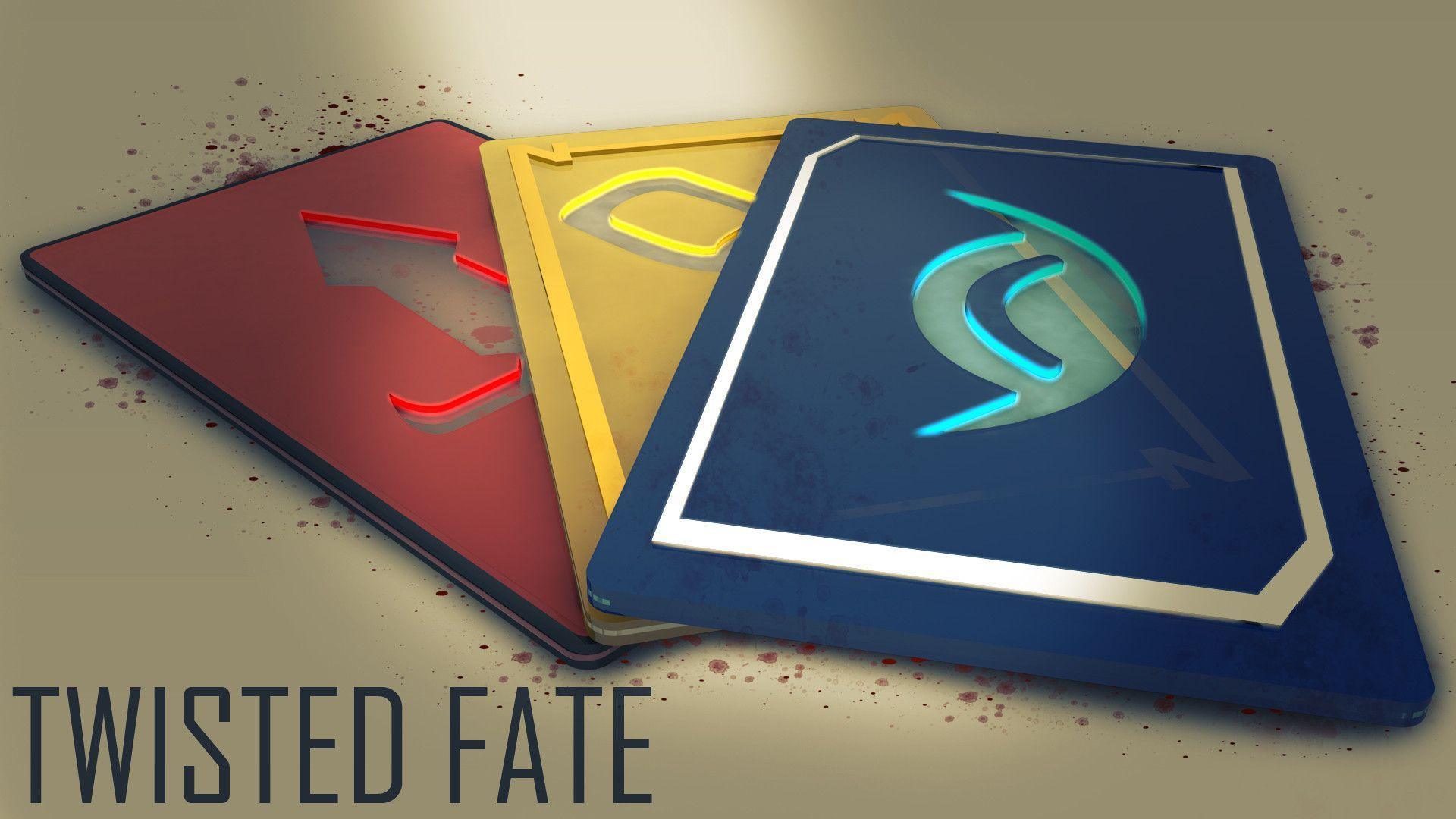 Twisted Fate Wallpapers - Wallpaper Cave