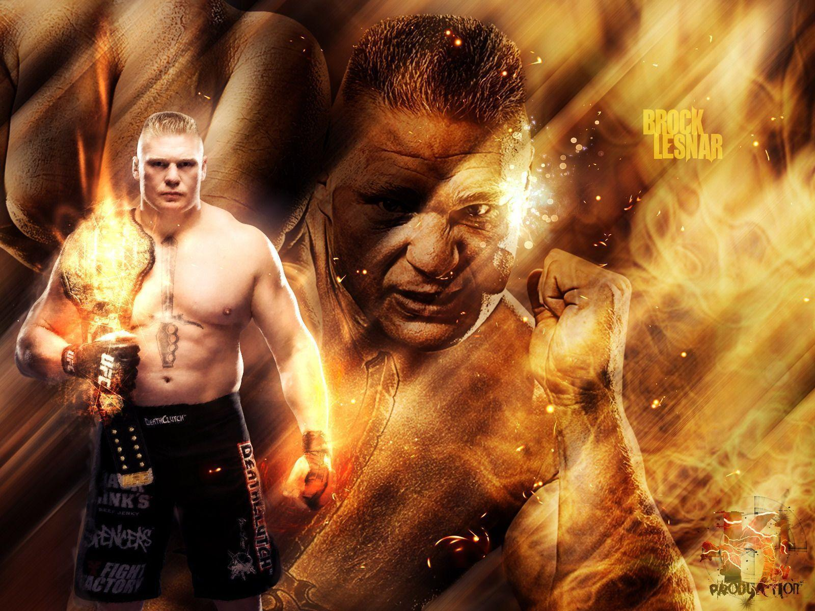 Latest Brock Lesnar Wallpapers