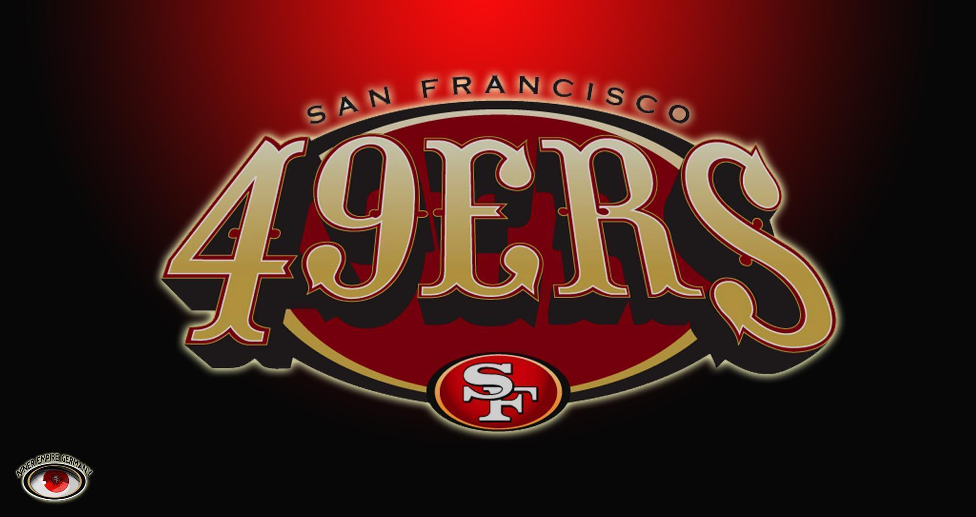 49ers Logo Wallpapers - Wallpaper Cave