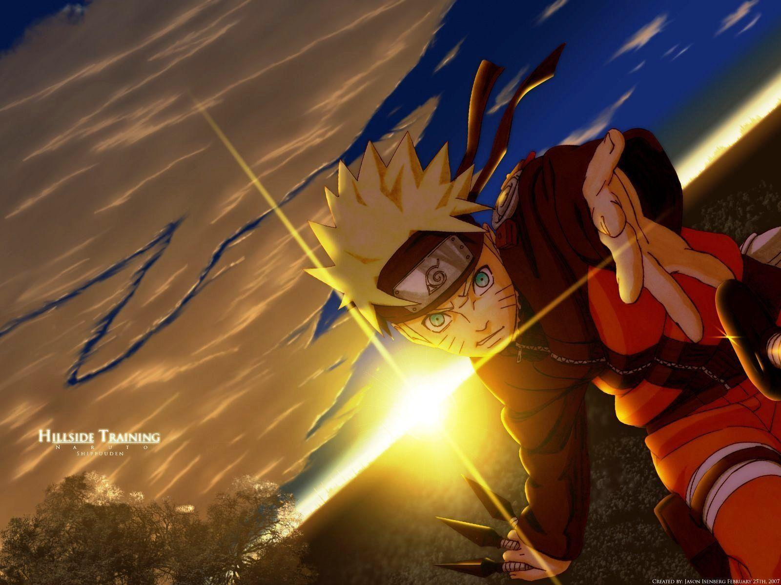 Cool Naruto Shippuden Wallpapers