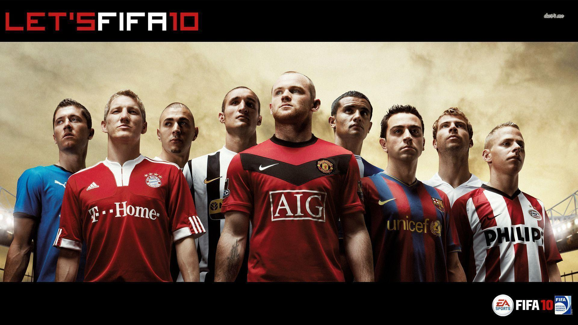 FIFA Wallpapers (9315) - Download Game Wallpapers HD Widescreen