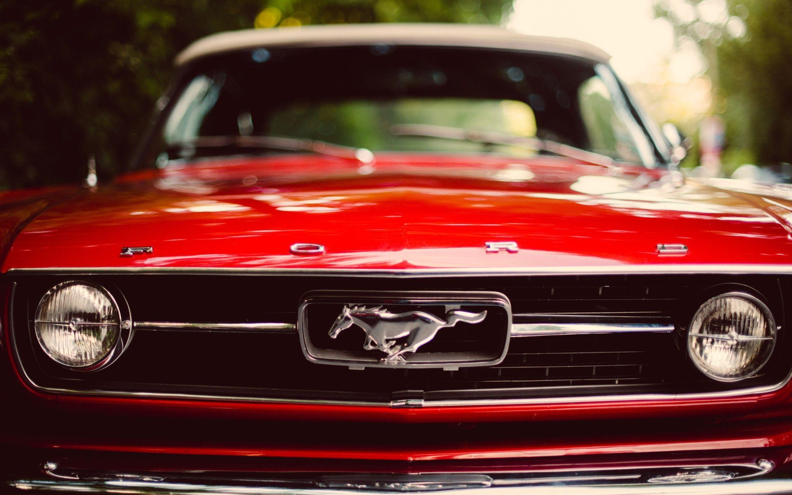 Pix For > 67 Mustang Wallpaper