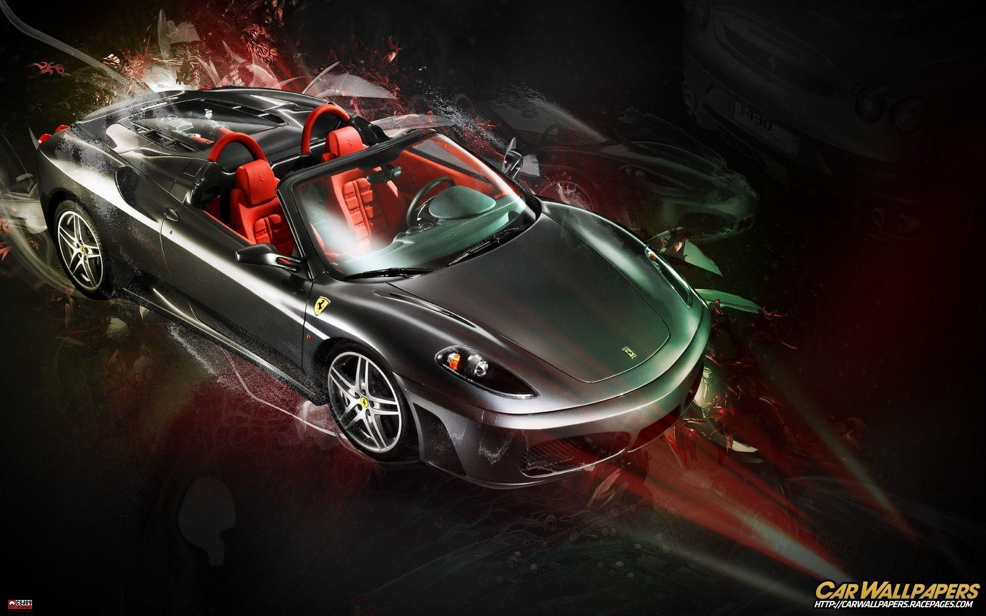 Concept Ferrari Wallpapers Cars Full Hd Desktop Backgrounds Free